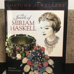 Miriam Haskell book